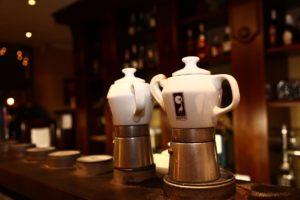 Гейзерные кофеварки. Театр кофе Каффа