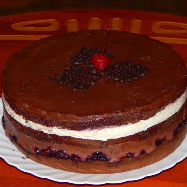 Шварцвальдский торт
