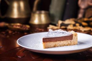 Шоколадный тарт2